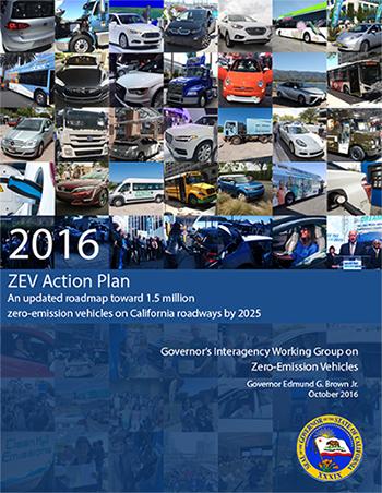 2016 ZEV Action Plan