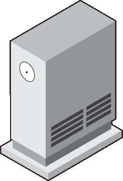 Hydrogen chiller