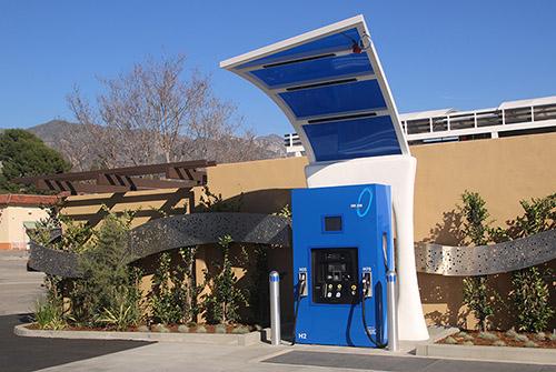 True Zero hydrogen station